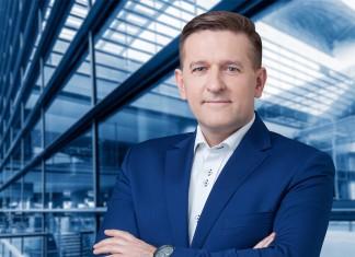Arkadiusz Wójcik szef działu IM (IT & Mobile) w Samsung Electronics Polska