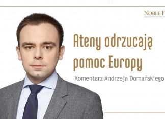 Ateny odrzucają pomoc Europy