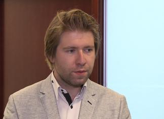 Michał Wróbel, dyrektor domu aukcyjnego Ardor Auctions