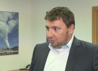 Paweł Owczarski, prezes zarządu firmy Polski Prąd SA