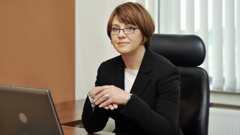 Alina Rudnicka-Acosta, Prezes Zarządu Impel Business Solutions