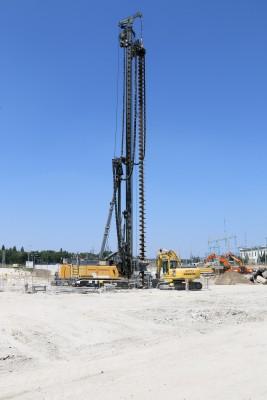 Ruszają roboty fundamentowe przy budowie bloku 910 MW w Elektrowni Jaworzno III