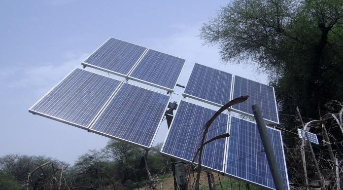 panele słoneczne, odnawialne źródła energii