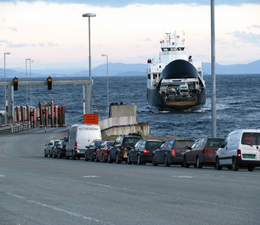 statek Norwegia