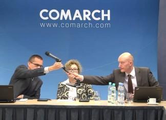Walne Zgromadzenie Akcjonariuszy Comarch SA