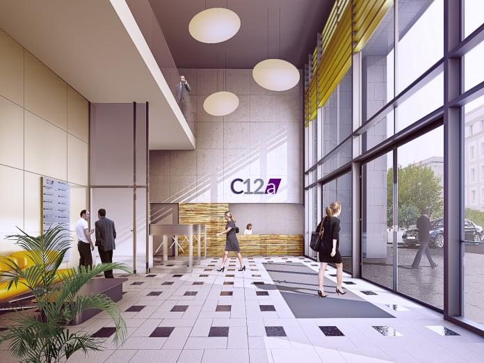 Biurowiec C 12 ul. Ciołka w Warszawie