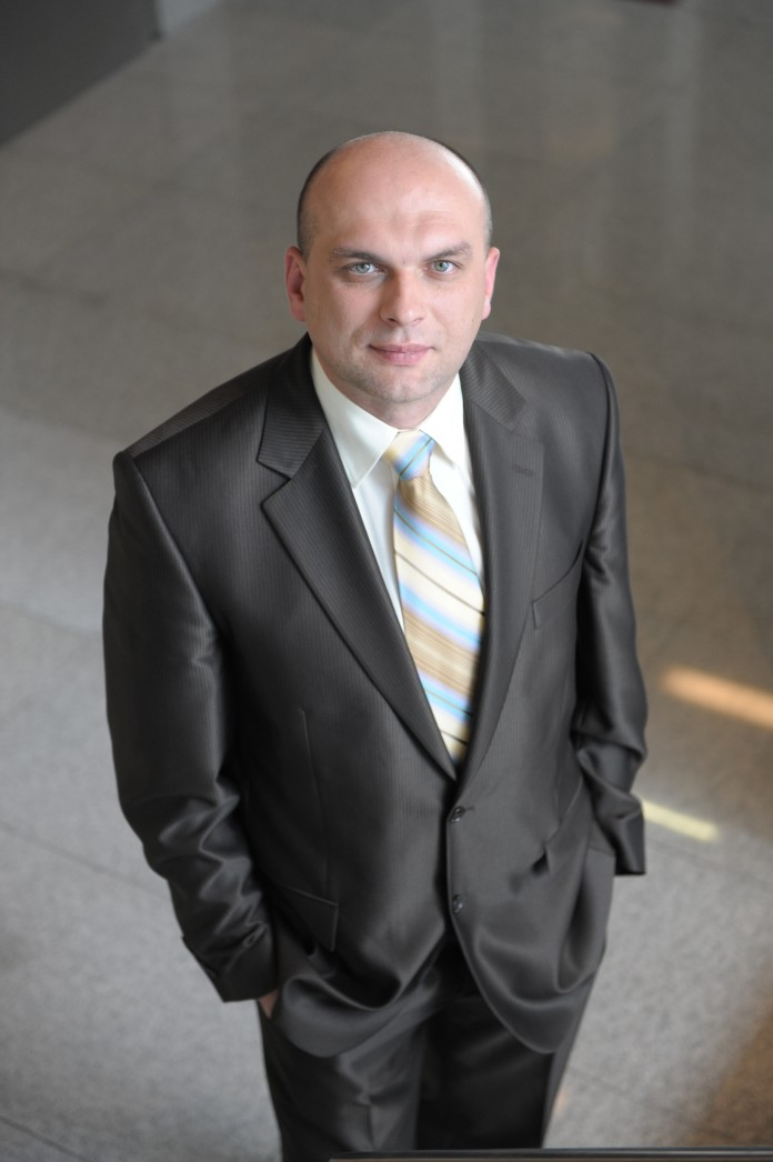 Dariusz Topolewski, Prezes Zarządu OPONEO.PL
