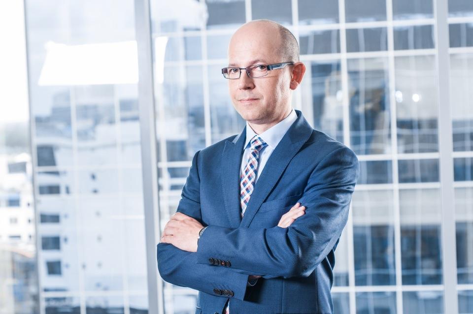 Piotr Kaczmarek, Prezes Zarządu Getin Holding