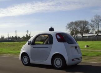 Autonomiczne samochody Google