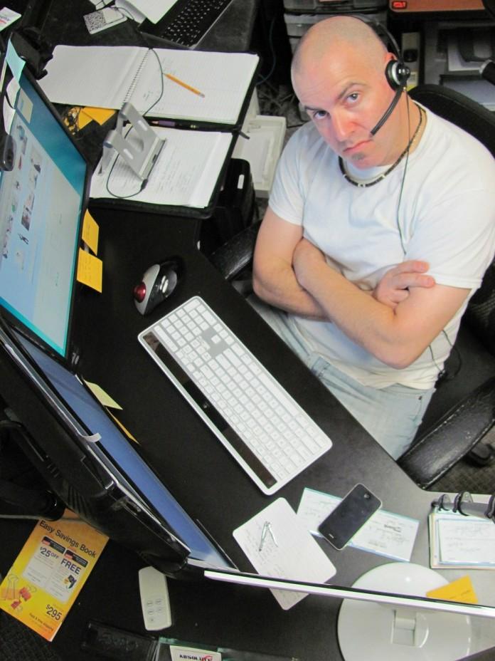 pracownik biuro obsługi klienta