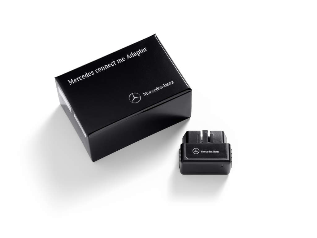 Mercedes connect me Adapter