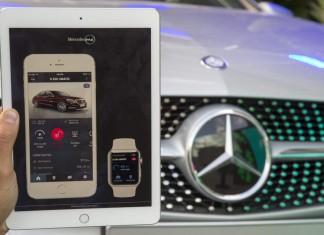 Usługi mobilne Mercedes me dla właścicieli używanych Mercedesów
