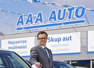 Przemyslaw Vonau Dyrektor Generalny w Polsce Członek Zarządu Grupy AAA AUTO