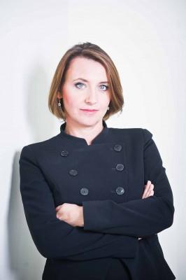 Prezes Zarządu Executive Club – Beata Radomska