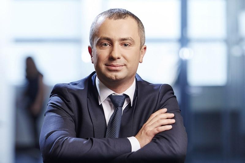 Radosław Piotrowski, zarządzający funduszami Union Investment TFI