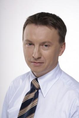 Leszek Szafran, dyrektor generalny ds. sprzedaży na Polskę i Ukrainę