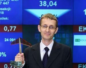 Wojciech Rychlicki, Prezes Zarządu Spółki Ekokogeneracja S.A.