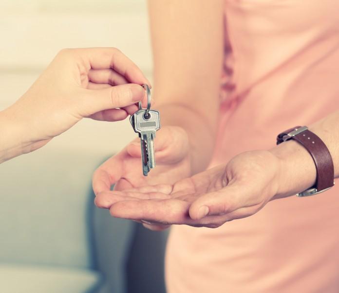 mieszkanie klucze