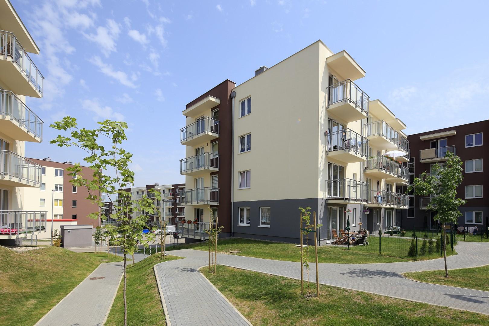 Polnord - sprzedaż mieszkań IV etapu osiedla 2 Potoki