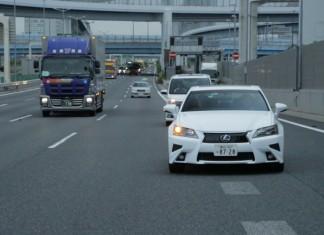Toyota Highway Teammate – technologia automatycznego prowadzenia pojazdów – testy Lexusa GS