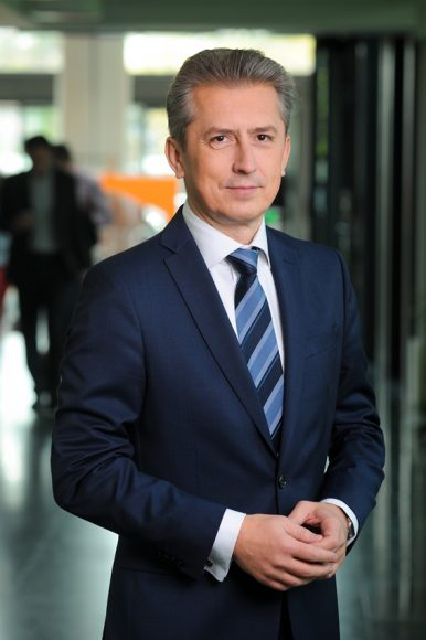 Dariusz Jędrzejczyk, Dyrektor Segmentu Klientów Kluczowych i Korporacyjnych w Orange Polska