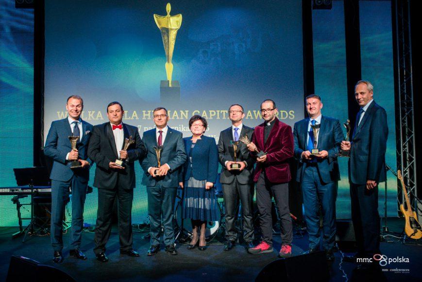 Human Capital Awards rozdane