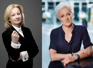 Ewa Lipińska i Izabela Śliwowska, zasiadające w zarządach Grupy Ubezpieczeniowej Europa