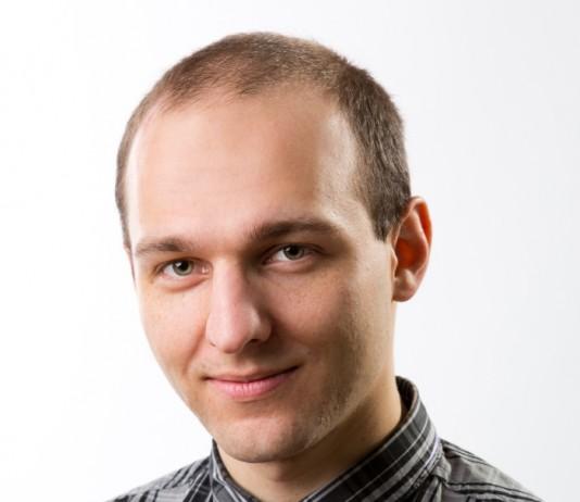 Michał Borzuchowski, analityk instytucji płatniczej AKCENTA