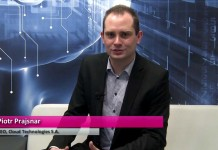 Piotr Prajsnar, CEO Cloud Technologies