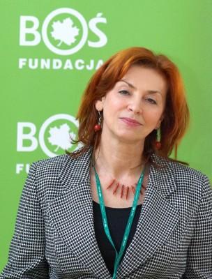 Barbara_Lewicka_Kloszewska_Wiceprezes Fundacji BOŚ