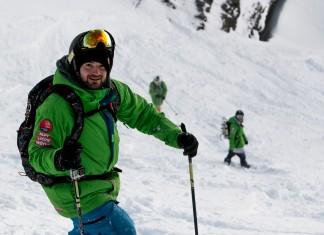 Michał Starkowski, właściciel SnowShow.pl