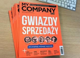 My Company Polska_okładka