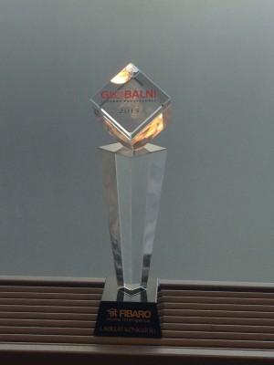 Nagroda Globalny Lider Przyszłości dla FIBARO