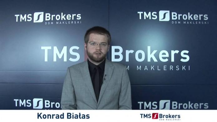 Konrad Białas Dom Maklerski TMS Brokers S.A.