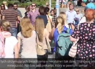 Prekariat zastąpił dawny proletariat – prof. Guy Standing