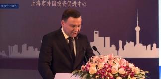 Prezydent na otwarciu Polsko-Chińskiego Forum Gospodarczego