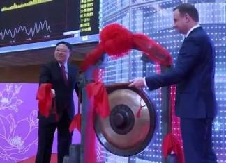 Wizyta prezydenta Andrzeja Dudy w Chinach
