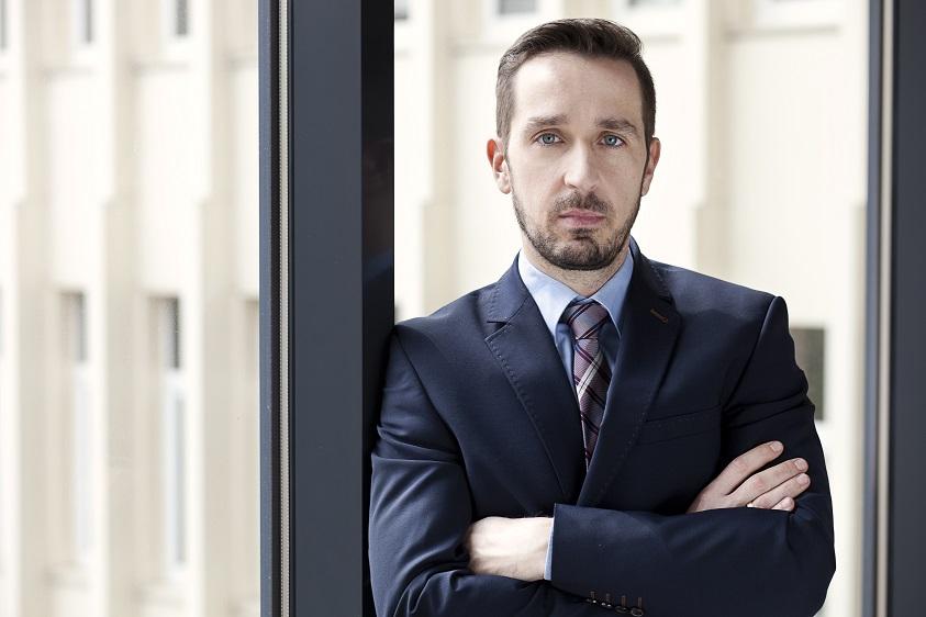 Michał Lewandowski, prezes zarządu agencji doradczej Diverse Consulting Group