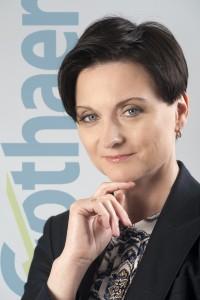 Anna Włodarczyk-Moczkowska, prezes zarządu Gothaer TU S.A.