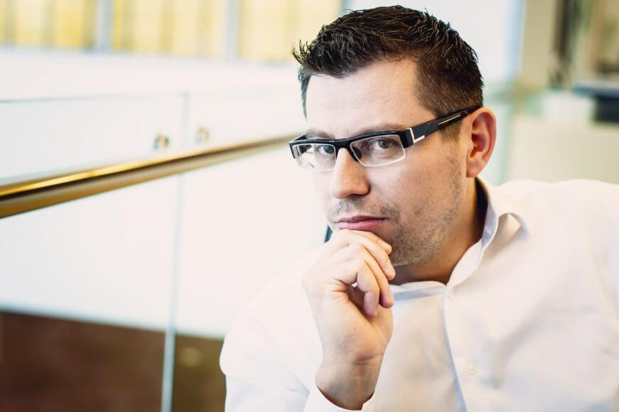 Cezary Maluj_prezes Focus Telecom Polska