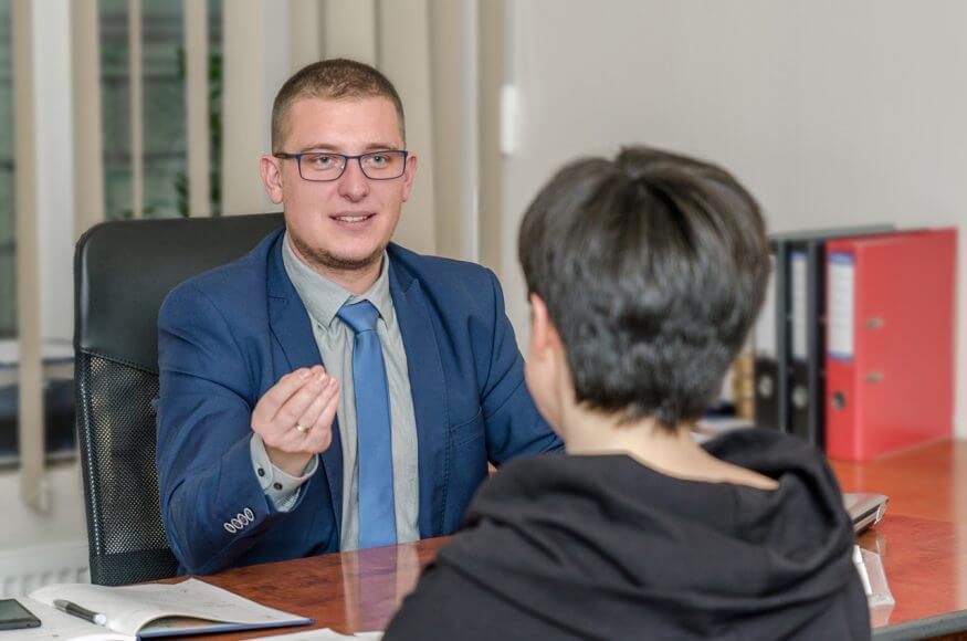 Patryk Przygoda, doradca hipoteczny Alex T. Great Doradcy Finansowi