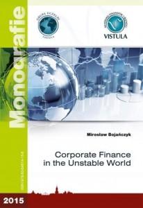 2016-02-10 Corporate Finance in the Unstable World_okładka