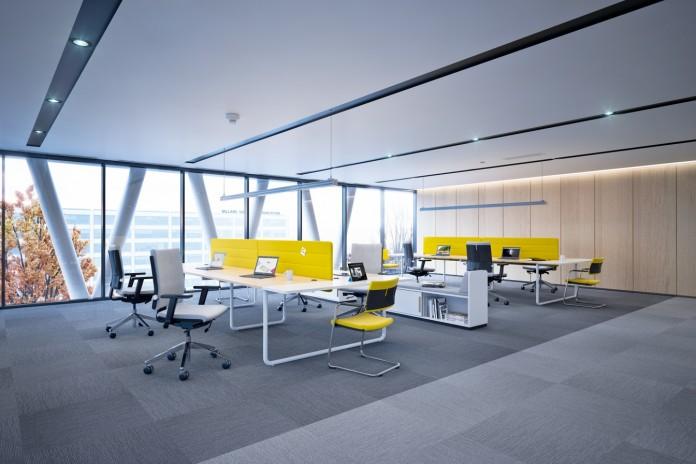 Ergonomiczne biuro – efektowne i efektywne