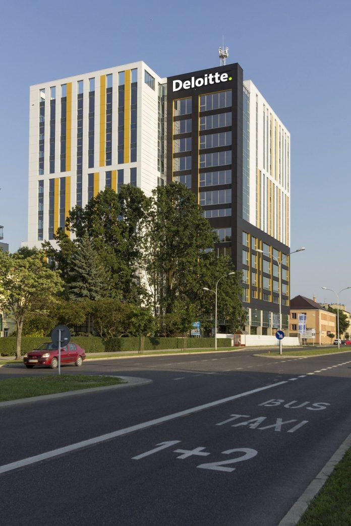 Centrum Usług dla Biznesu, Deloitte w Rzeszowie