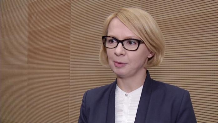 Patrycja Wolińska-Bartkiewicz, dyrektor zarządzająca pionem funduszy unijnych w Banku Gospodarstwa Krajowego