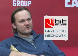 Grzegorz Miechowski Prezes Zarządu 11 Bit Studios SA