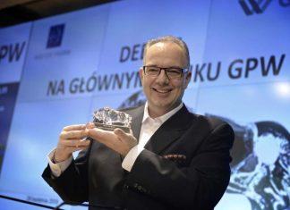 Jacek Franasik, Prezes Zarządu Master Pharm S.A.
