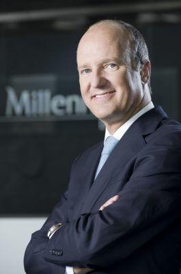 Joao Bras Jorge, Prezes Zarządu Banku Millennium