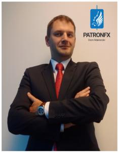 Konrad Mikołajko Head of Support Patron FX
