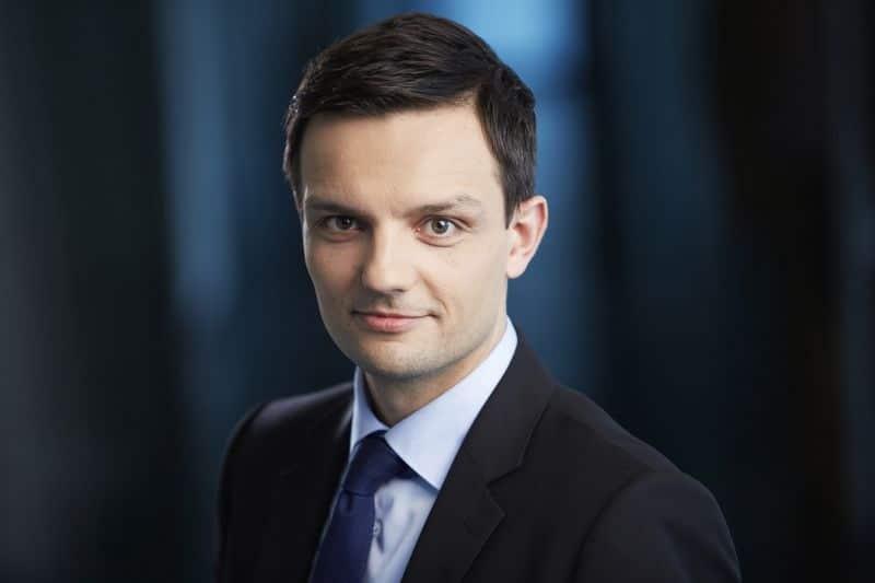 Krzysztof Szlaga, prezes Bogdanki
